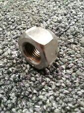 M12 x 1.25 21mm Hex OPEN Alloy Wheel Nuts Skyline etc