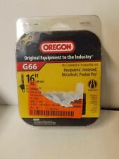Oregon G66 16 in. Chainsaw Chain-New