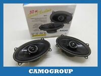 Pair Speakers Coffers Pair Of Speakers Woofer Zendar 80W 846334 SNZ915