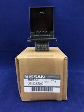 NEW OEM Genuine Nissan Frontier Pathfinder Blower Motor Resistor 27150-5Z000