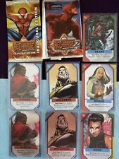 2001-02 Marvel RECHARGE 2 & INAUGURAL EDITION 29-Card LOT Foil NM