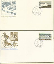 Canada Sc #, 863-4 Mnh/Fdc,726-7,721,789-91, 806 Pair,773-5 Fdc's & Mnh Stamps
