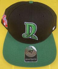 NWT Dayton Dragons 47 Brand MiLB Minor League Baseball Genuine Snapback Hat Cap