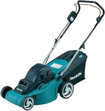 Makita DLM380PF4 Twin 18 V Li-ion LXT Lawn Mower Complete With 4 X 3.0 Ah and