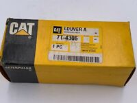 BRAND NEW GENUINE CAT CATERPILLAR LOUVER A 7T-4306