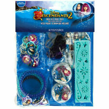 Disney Descendants 2 Favor Pack ~ (48pc) Girls Birthday Party Supplies, Toys