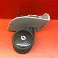 SAMSONITE S'CURE replacement SUITCASE wheel JY-108 small GREY used