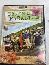 Death in Paradise: Season Nine (DVD, 2020)