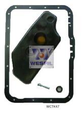 WESFIL Transmission Filter FOR Ford EXPLORER 1996-2001 5R55E WCTK47
