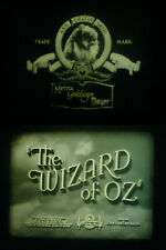 "SUPER 8 COLOR/SOUND-""THE WIZARD OF OZ""-LPP-COMPLETE FEATURE ON FOUR 600' REELS"
