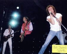 FOREIGNER I Want to Know What Love Is Cold as Ice Double Vision 8 X 10 PHOTO 3