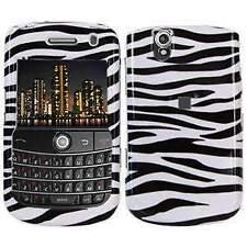 AMZER Zebra Print Snap On Case For BlackBerry Bold 9650