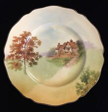 Vintage Royal Doulton Country Scene Series Ware Plate