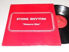 STONE RHYTHM Numero Uno NM- Vick Valenti Denise Girard Ron Hawking