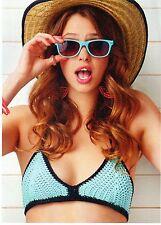 ~ Crochet Pattern For Lady's Bag, Sarong Bikini Top,Espadrilles Etc ~