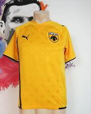 Vintage AEK Athens home shirt 2009 2010 Puma soccer jersey size S