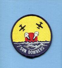 VF-111 SUNDOWNERS US NAVY GRUMMAN F-14 TOMCAT F-4 PHANTOM Fighter squadron Patch