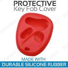 Remote Key Fob Cover Case Shell for 1996-2005 Buick Park Avenue Red