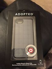 Adopted Cushion Wrap For iPhone 5/5s Gray APH11229 New!!!