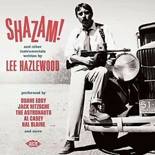 Shazam! & Other Inst - Shazam! & Other Instrumentals Written By Lee [New CD]