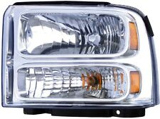 FITS 2005-2007 FORD F-250 SUPER DUTY DRIVER LEFT FRONT HEADLIGHT ASSEMBLY