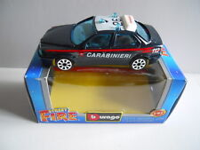 Modellino Auto Model Car BURAGO 1:43 Die Cast ALFA ROMEO 156 CARABINIERI [MV16]