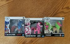 My Little Pony crossover Lot TRANSFORMERS, POWER RANGERS & GHOSTBUSTERS NEW