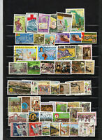 Lot 50 timbres Togo