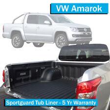 Volkswagen VW Amarok (2010-Current) - Sportguard Tub Liner - Ford - Dual Cab Ute