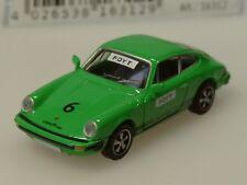 Brekina Porsche 911 G, FOYT, grün - 16312 - 1:87