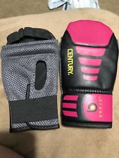 century brave flat palm boxing gloves