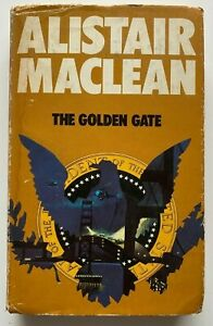 1976 1st The Golden Gate, Alistair Maclean, FREE POST AUST