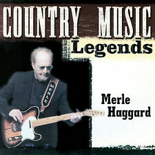 Haggard, Merle : Country Music Legends CD