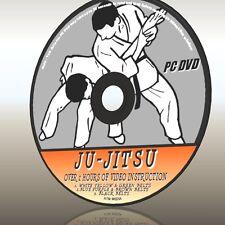 JU-JITSU SUPERB VIDEO TRAINING RESOURCE PC DVD 2HRS+  NEW BEGINNERS - ADVANCED
