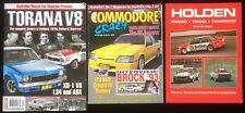 Holden Monaro Torana Commodore Stewart Wilson Brock Torana V8 Bathurst 3 Books