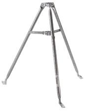 """NEW Radio Shack 150-0517 Heavy Duty Antenna Mast Tripod fits 1-1/4"""" Mast 3' Tall"""