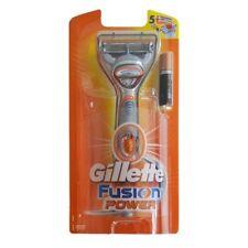 [Gillette] Fusion Power Razor - 1 Razor + 1 Cartridge + 1 AAA battery