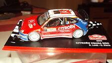 1/43ième - Rallye Monte-Carlo 2005 - CITROEN XSARA WRC