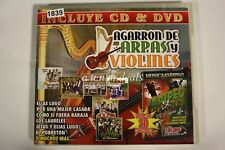 Agarron de Arpas y Violines [Bonus DVD] by Los Hermanos Rubio/Hermanos Gaspar...