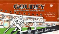 2008 Upper Deck Goudey Baseball Complete Your Set Pick 25 Cards From List