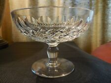 Vintage Waterford Crystal -  Colleen Short Stem Round Compote