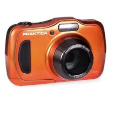 Praktica Luxmedia WP240 Waterproof Camera Orange PRA100 ,London