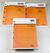 Case 310g Crawler Dozer Bulldozer Service Manual And Parts Catalog Repair Shop