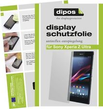 Sony Xperia Z Ultra Protector de Pantalla protectores mate