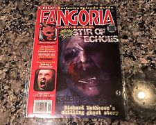 Fangoria 186! 1999 Abominable Snow Man Tainted Disembodied Moon Over Tao Eternal