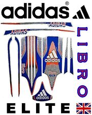 Latest Adidas Libro Elite World Cup 2016 English Willow cricket bat sticker set