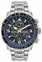 Citizen Men's Promaster Radio Controlled Eco-Drive Watch - JY8088-83L NEW