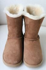 Ugg Australia Court Chestnut Boots UK 5.5 Euro 38 7 US