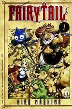 FAIRY TAIL da 1 a 54 completa ed. star comics manga autore rave MASHIMA