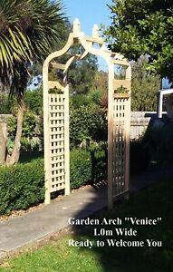 "Garden Arch Kit ""Venice"" 1.0m Wide"